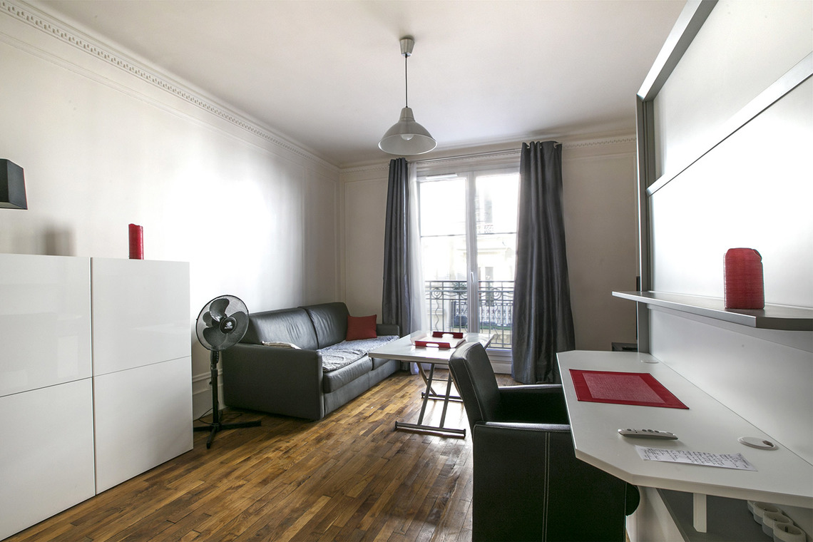 Apartment Paris Rue Troyon 2