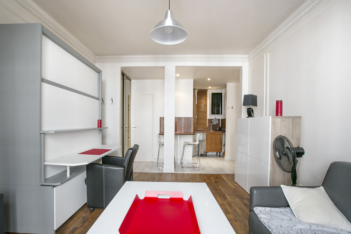 Apartment Paris Rue Troyon 5