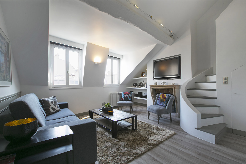 Квартира Paris rue des Ecouffes