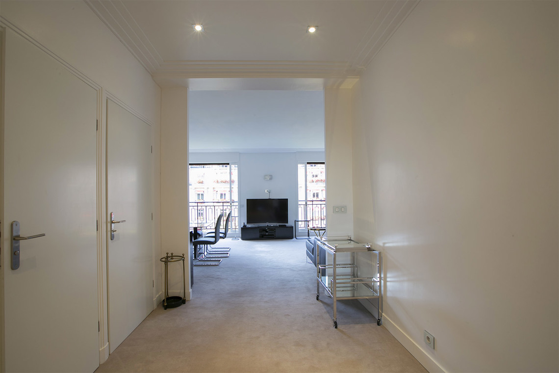 Appartement Paris Avenue Montaigne 17