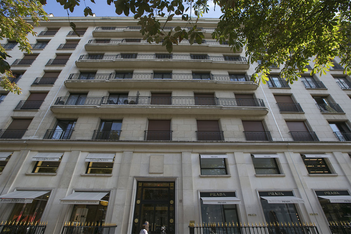 Appartement Paris Avenue Montaigne 20
