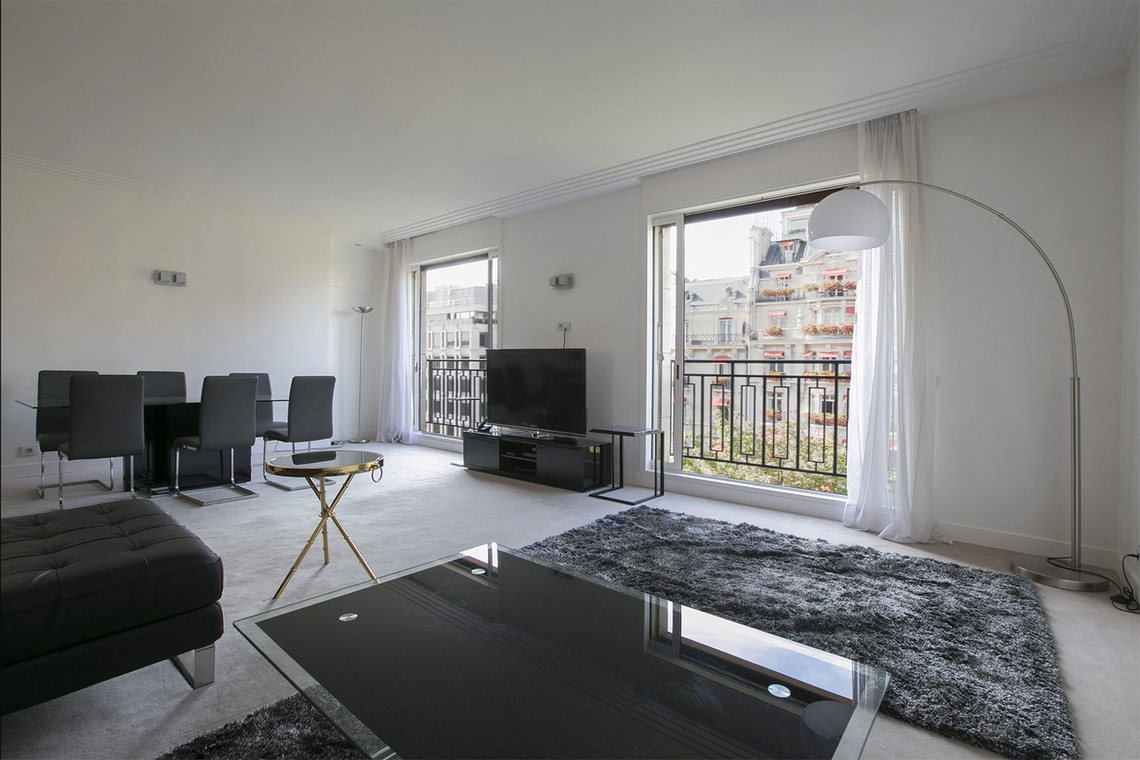 Appartement Paris Avenue Montaigne 4