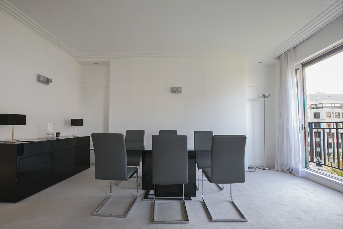 Appartement Paris Avenue Montaigne 6