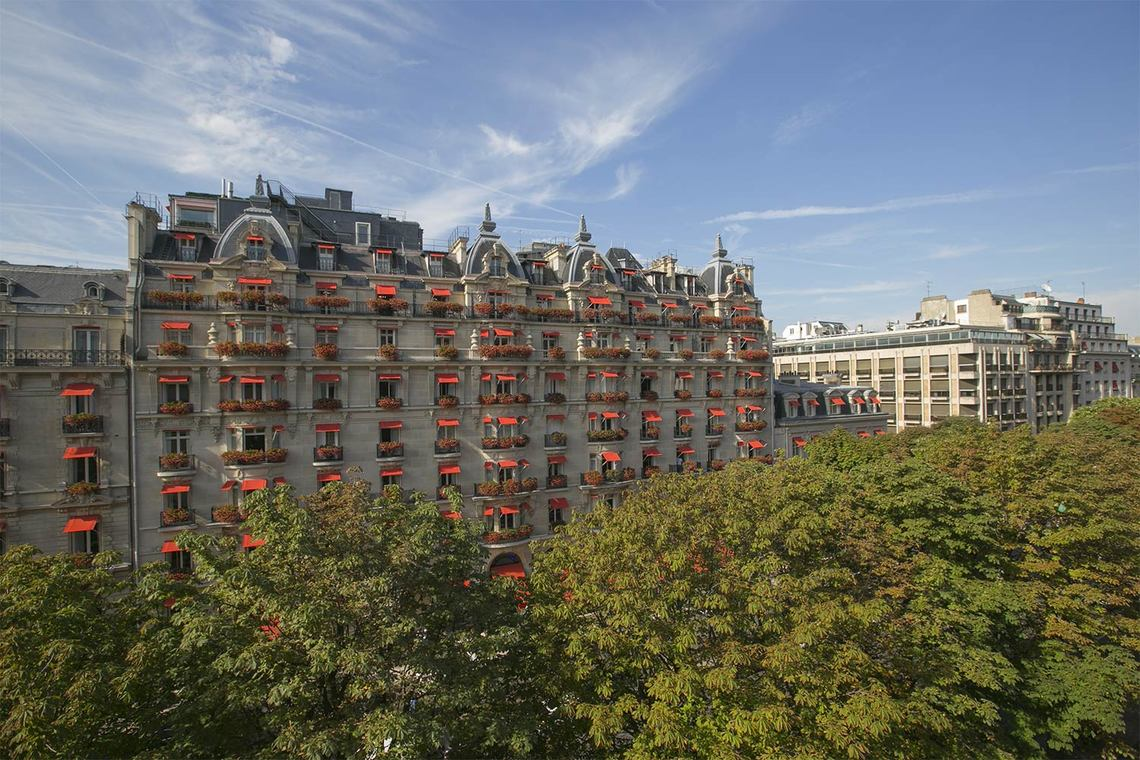 Appartement Paris Avenue Montaigne 18