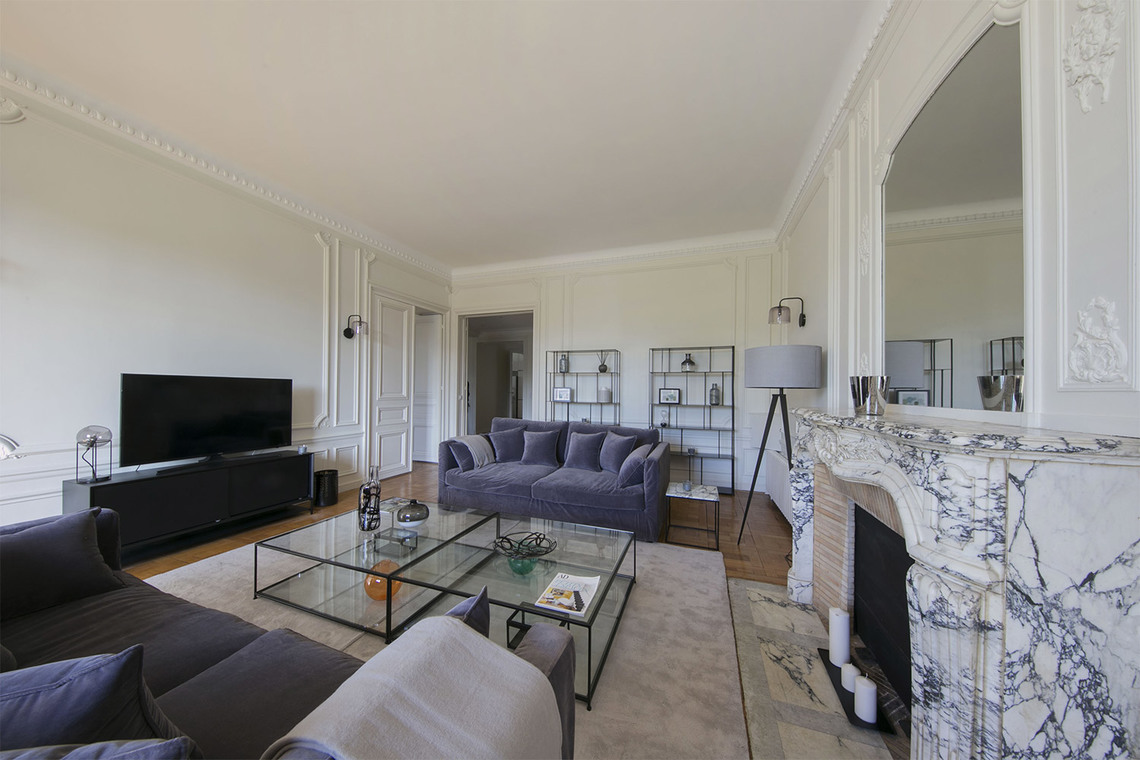 Apartment for rent Avenue Foch, Paris | Ref 13996