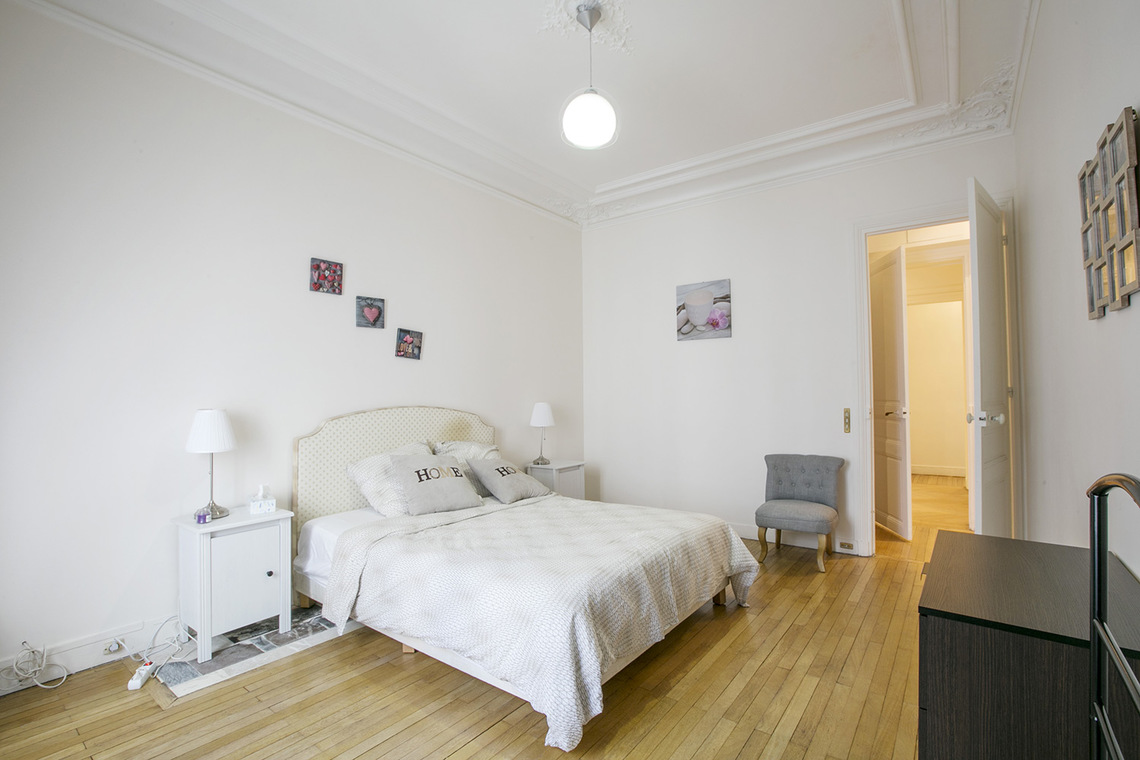 Apartment Paris Rue Theodule Ribot 13