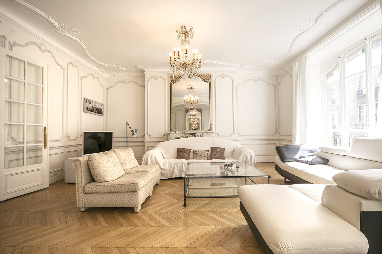 Apartment Paris rue Theodule Ribot