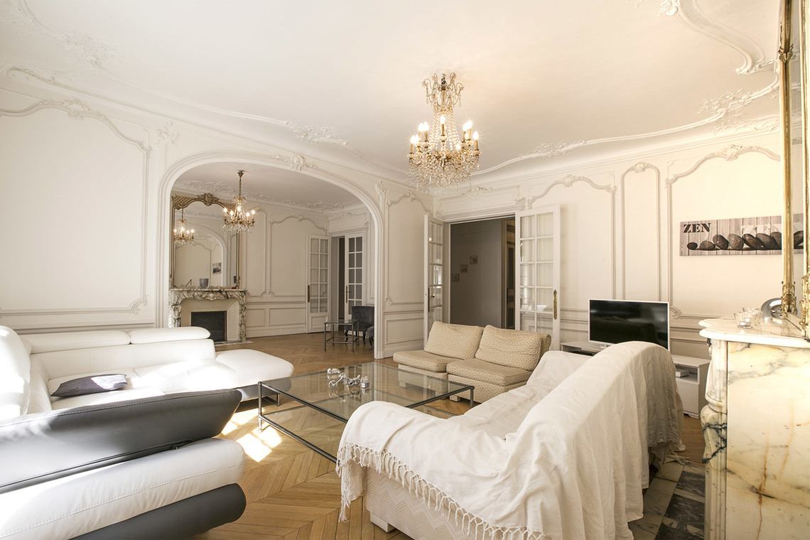 Apartment Paris Rue Theodule Ribot 2