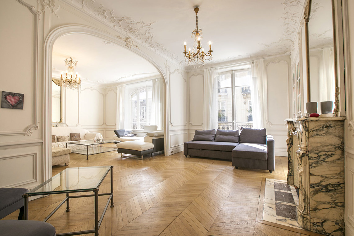 Apartment Paris Rue Theodule Ribot 4
