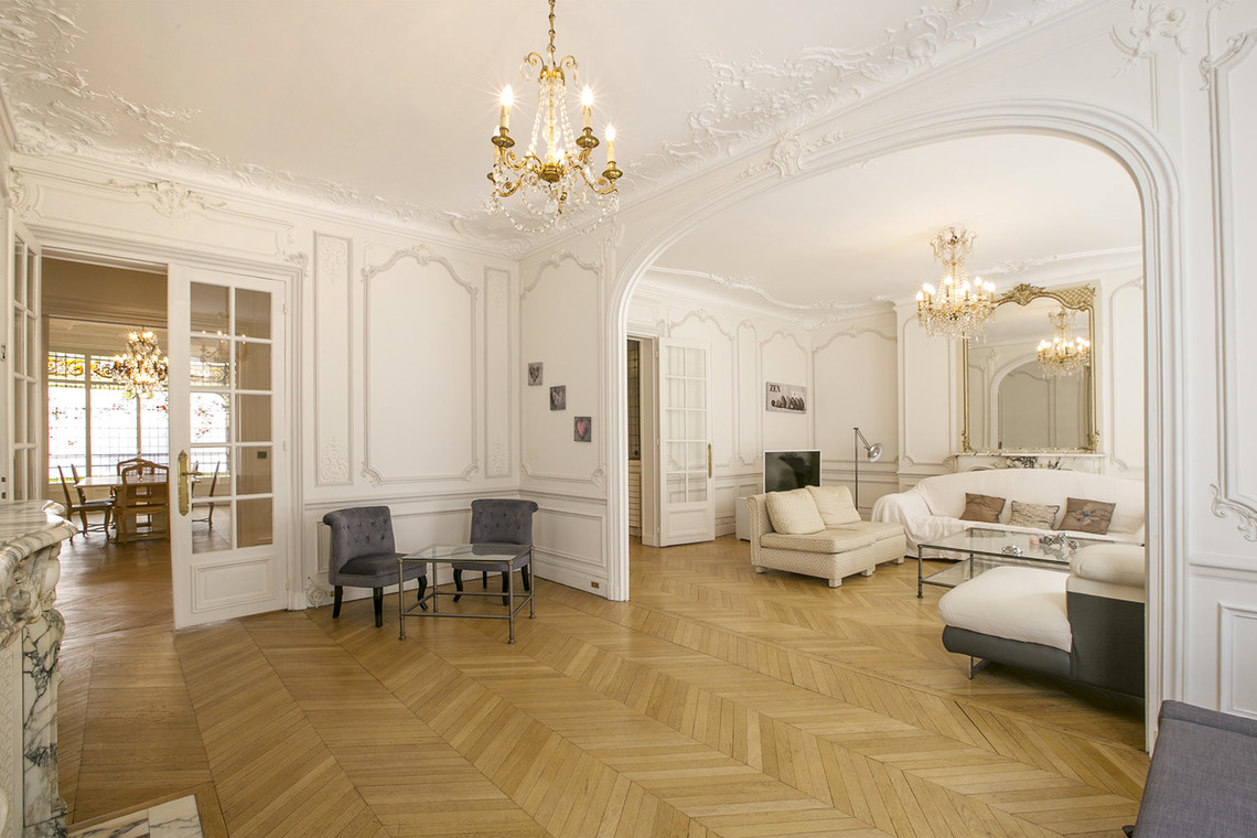 Apartment Paris Rue Theodule Ribot 5