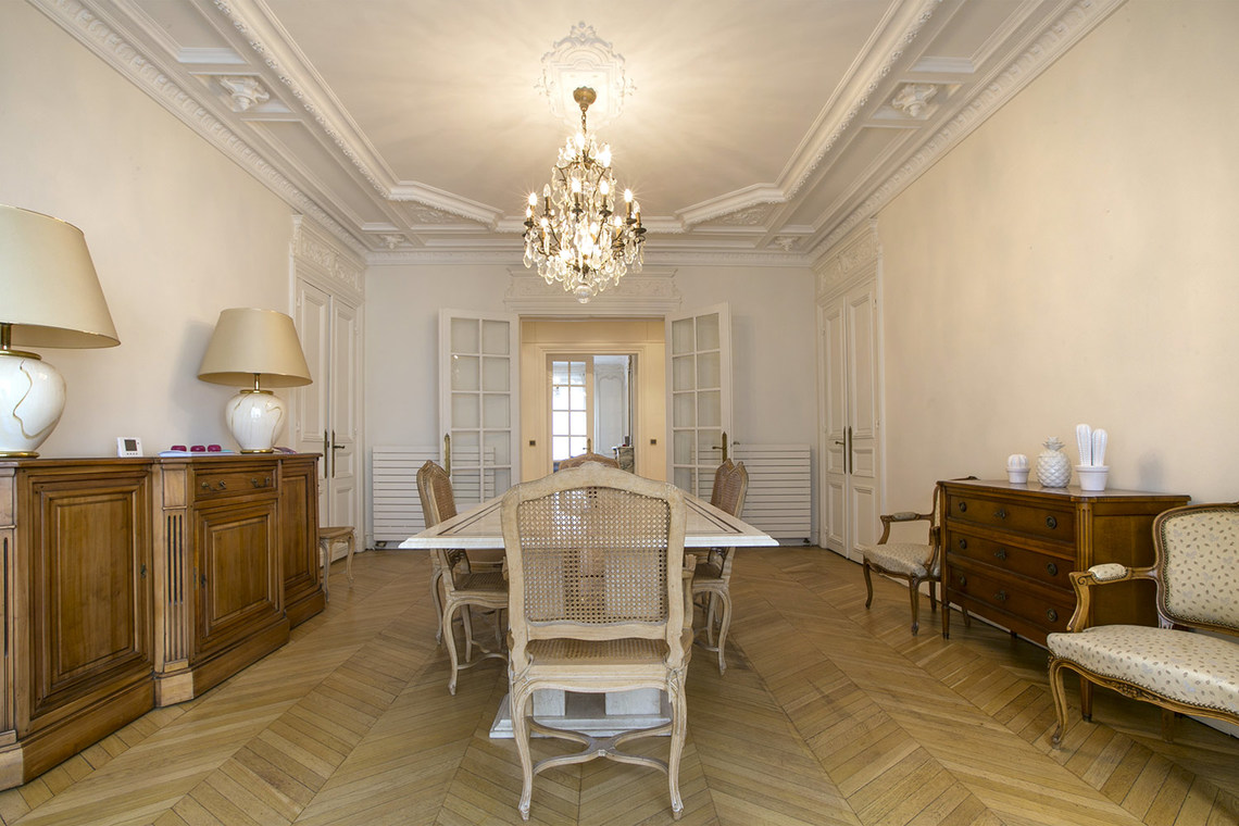 Apartment Paris Rue Theodule Ribot 8