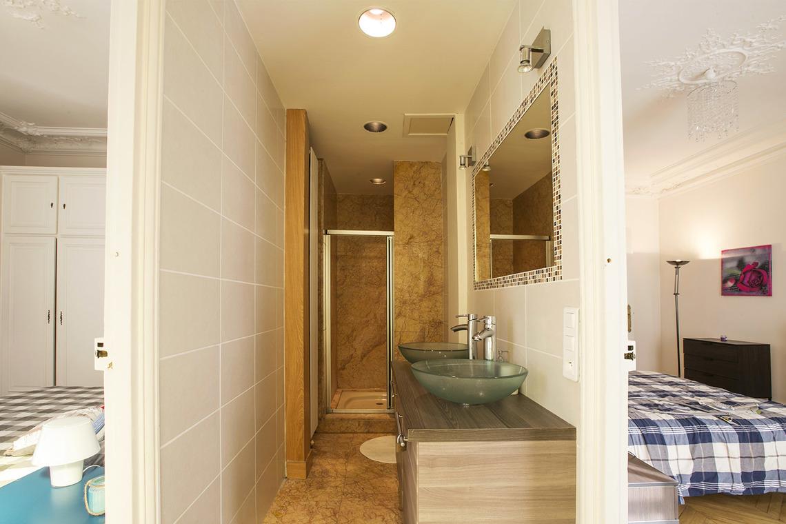 Location Appartement Meubl U00e9 Rue Theodule Ribot  Paris