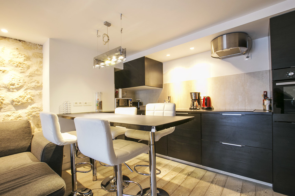 Apartment Paris Rue Saint Martin 4