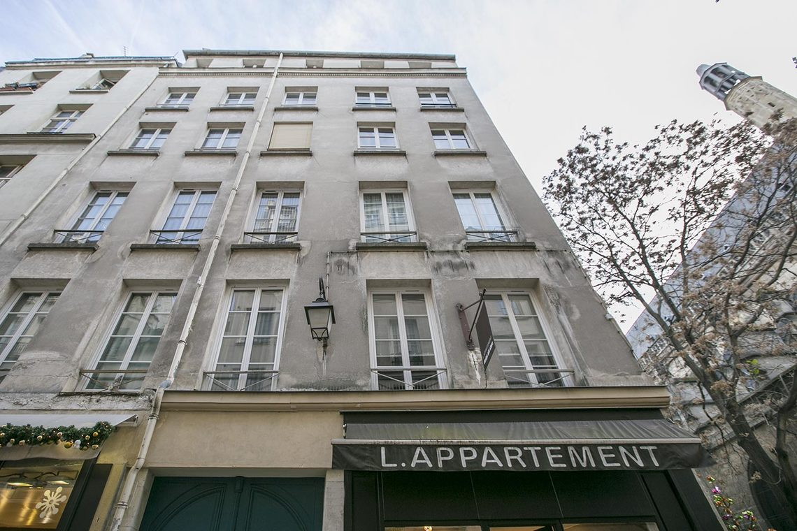 Apartment Paris Rue Saint Martin 16