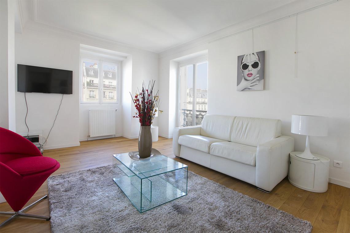 Location appartement meubl rue guersant paris ref 14054 for Appartement meuble paris 17eme