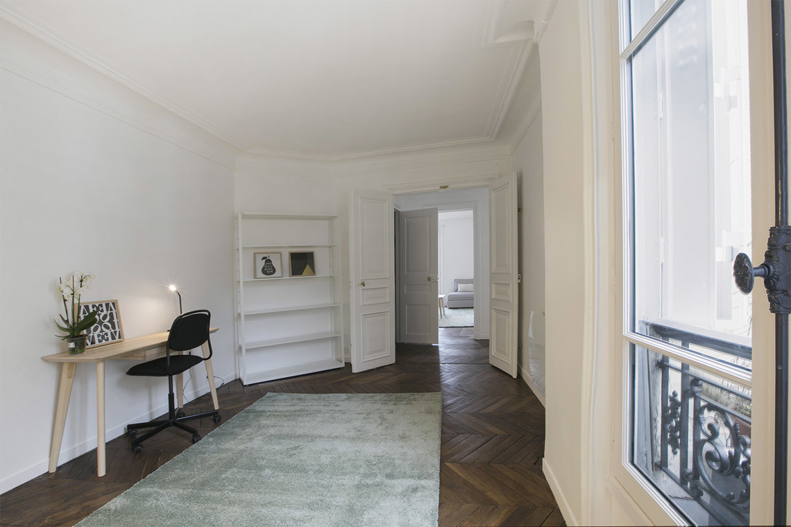 Apartment Paris Rue Saint Martin 14