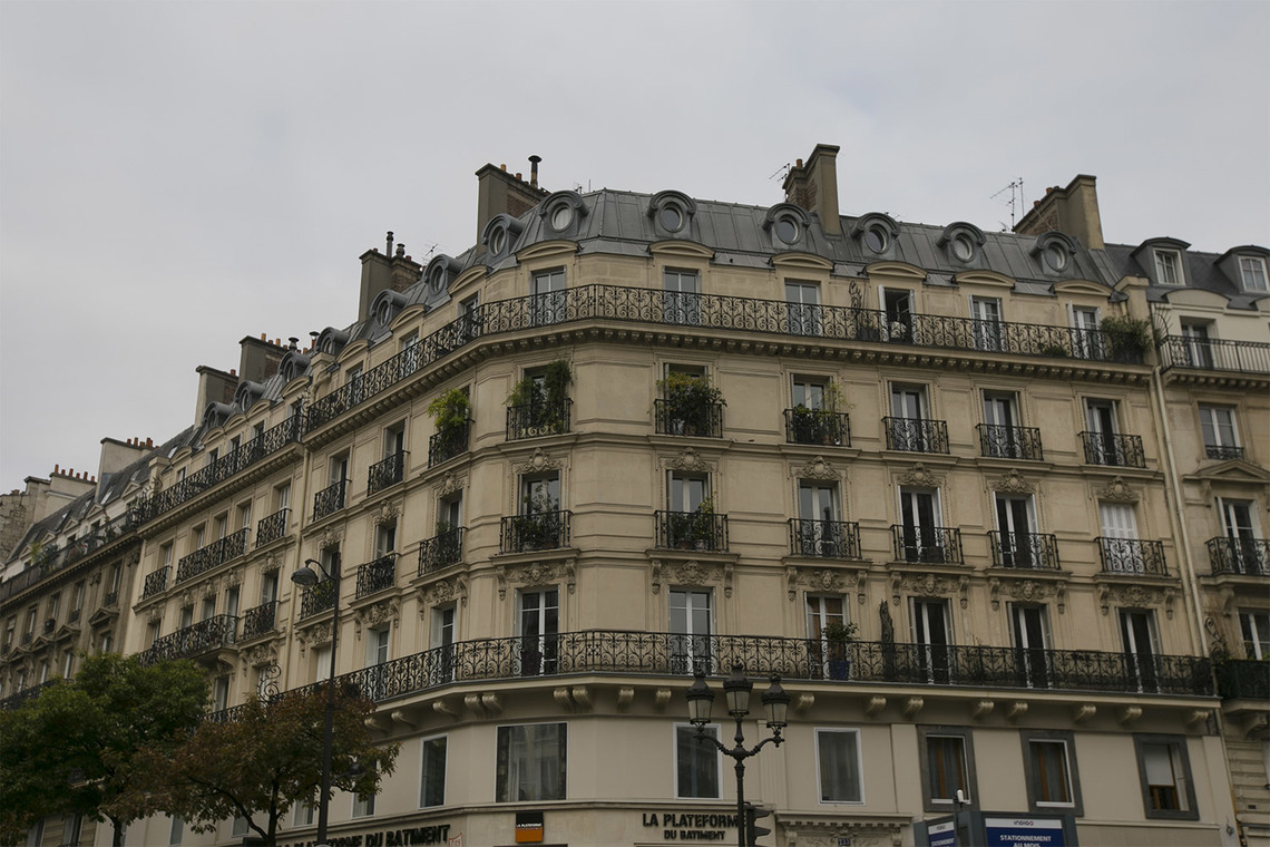 Apartment Paris Rue Saint Martin 18
