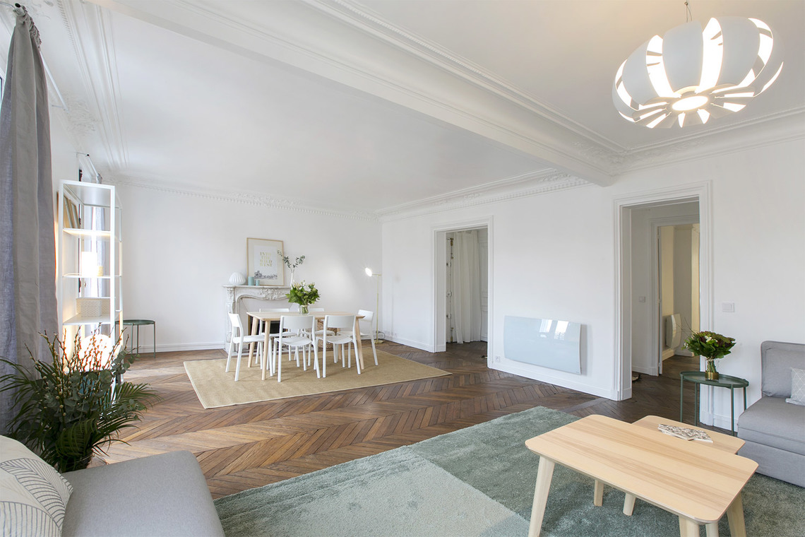 Apartment Paris Rue Saint Martin 2