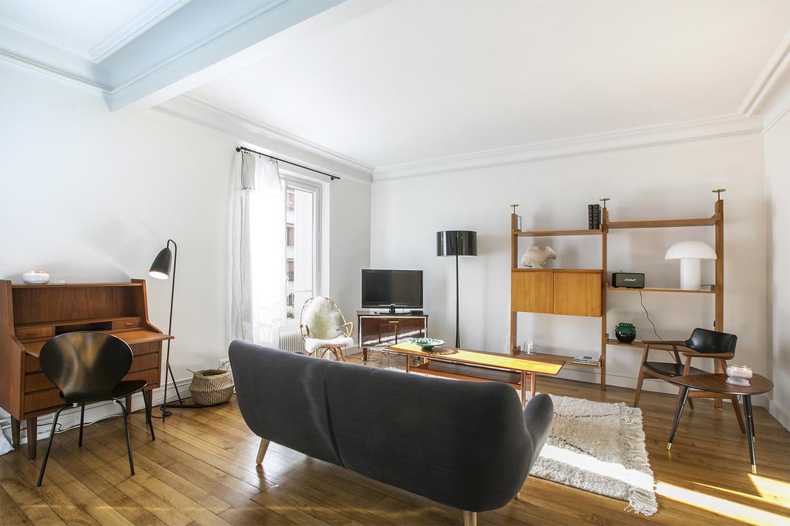 Location appartement meublé Rue du Faubourg du Temple, Paris | Ref 14086