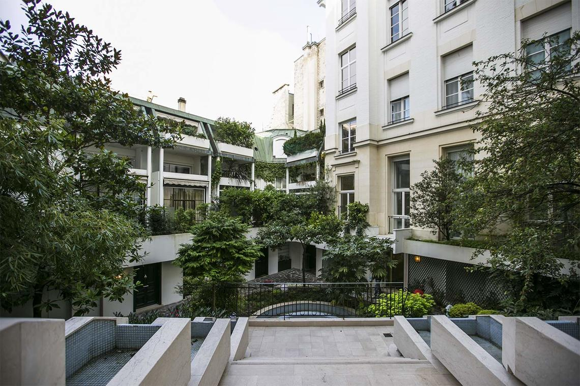 Appartamento Paris Avenue Foch 19