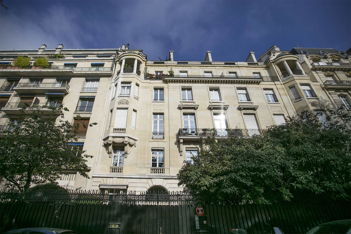Appartamento Paris Avenue Foch 20