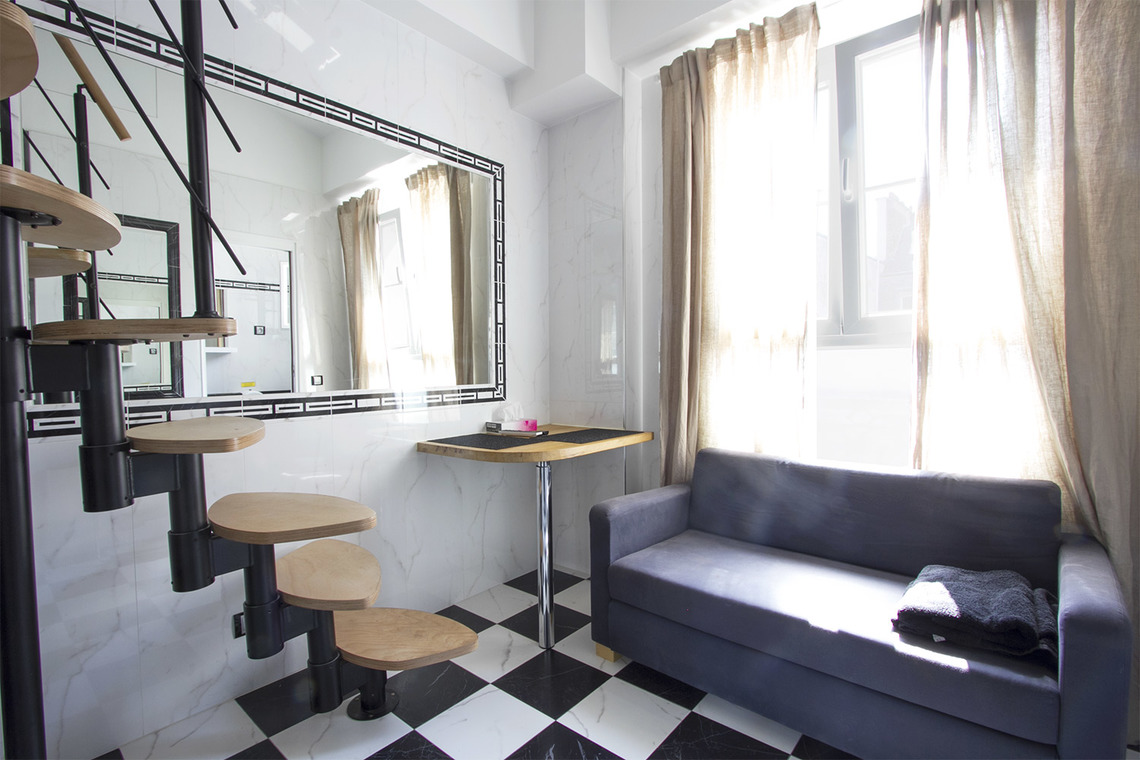 Furnished apartment for rent Paris Rue du Colisée