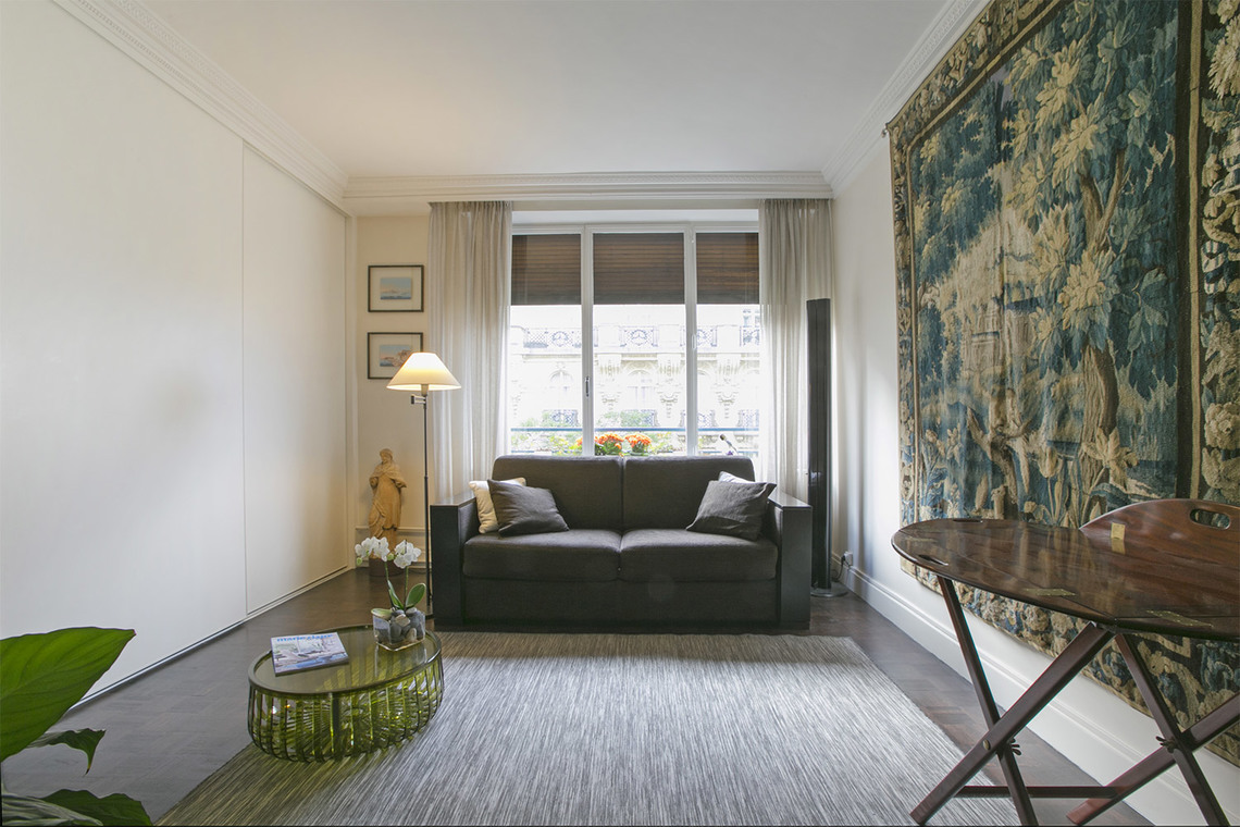 Apartment Paris Avenue Foch 10