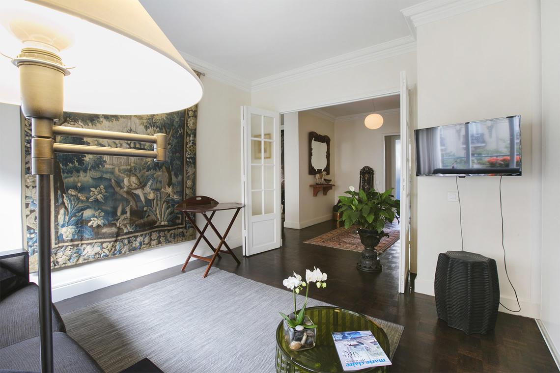 Apartment Paris Avenue Foch 11