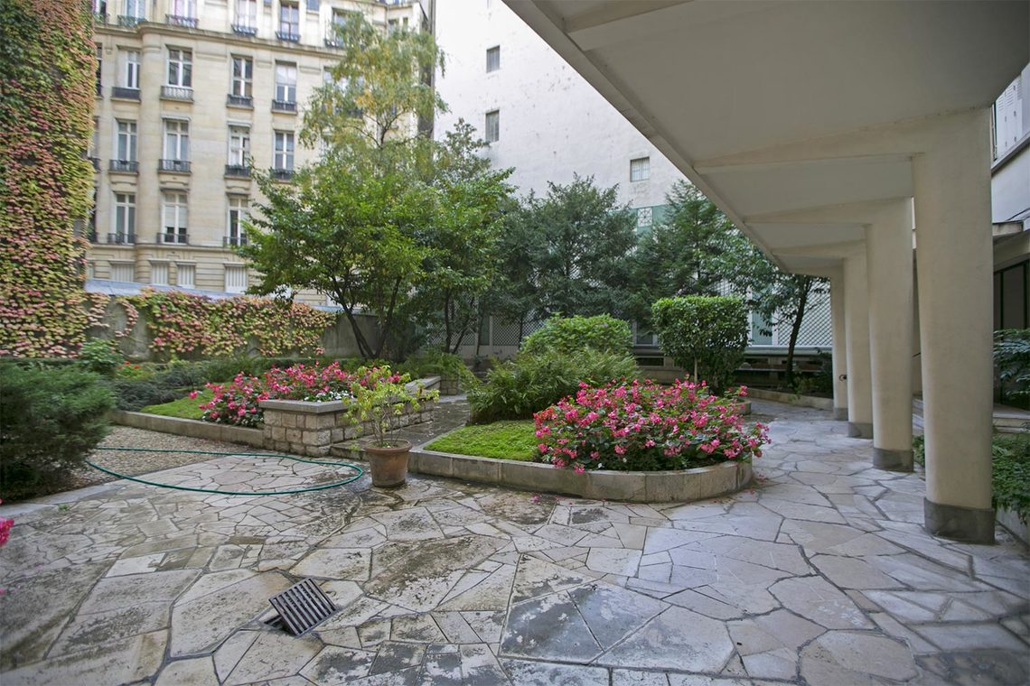 Apartment Paris Avenue Foch 15
