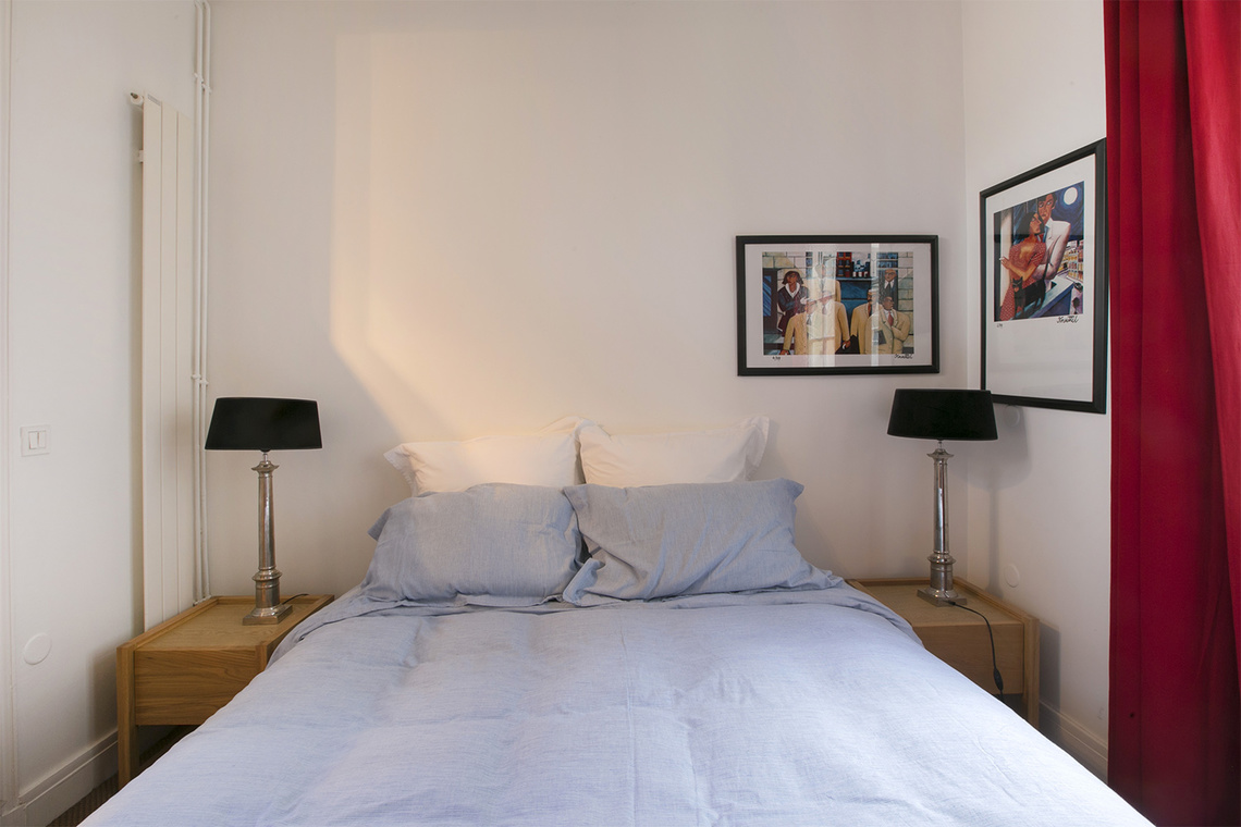 Apartment Paris Rue Paul Baudry 15
