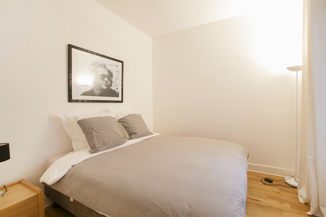 Apartment Paris Rue Paul Baudry 18