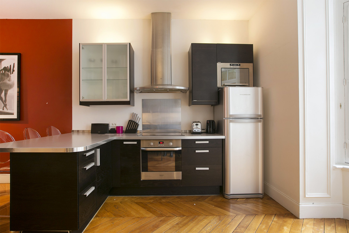 Apartment Paris Rue Paul Baudry 7