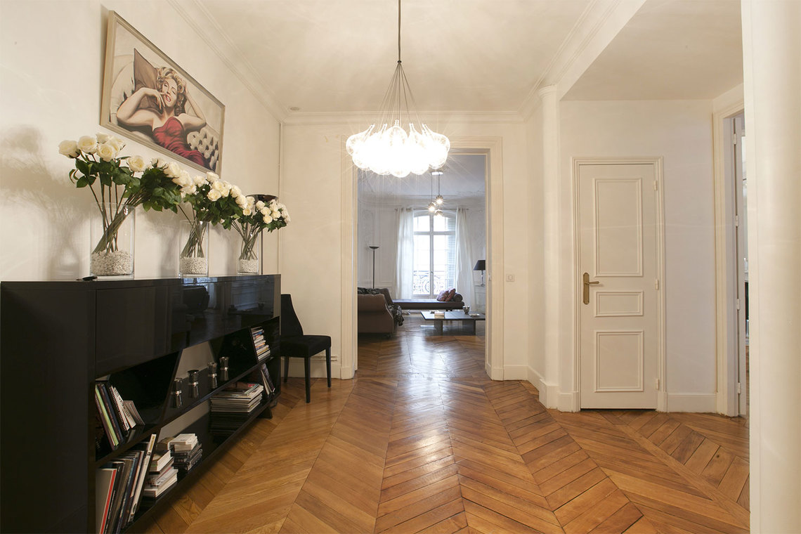 Apartment Paris Rue Paul Baudry 20