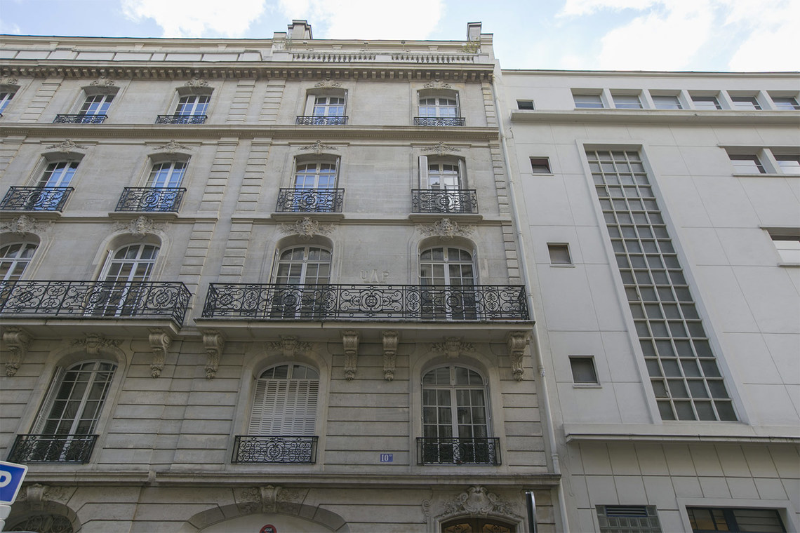 Apartment Paris Rue Paul Baudry 23