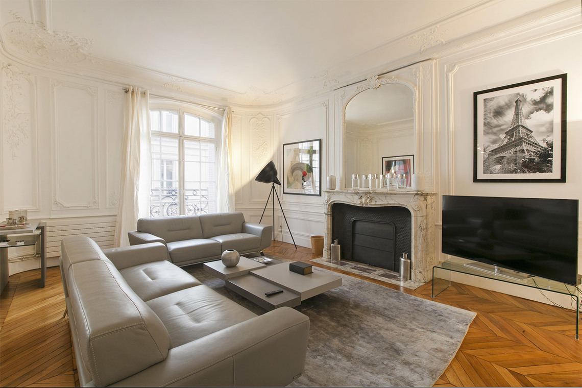 Paris Rue Paul Baudry Apartment for rent