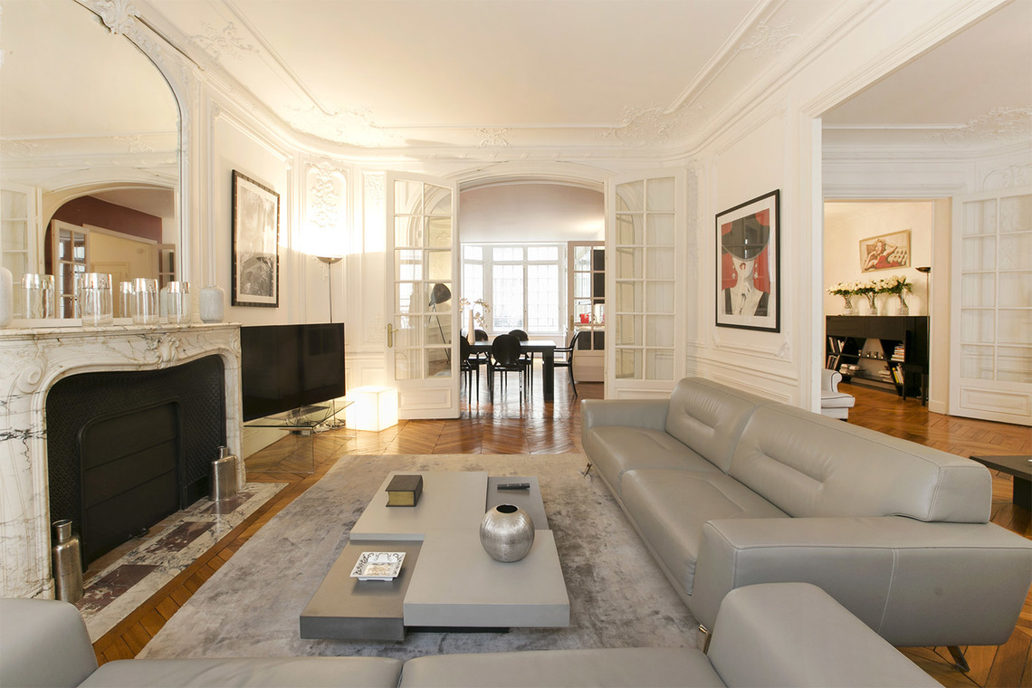Apartment Paris Rue Paul Baudry 2