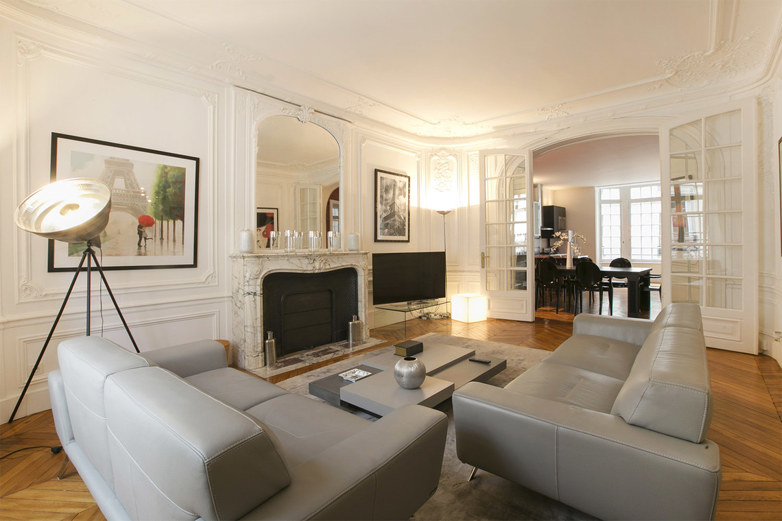 Apartment Paris Rue Paul Baudry 3