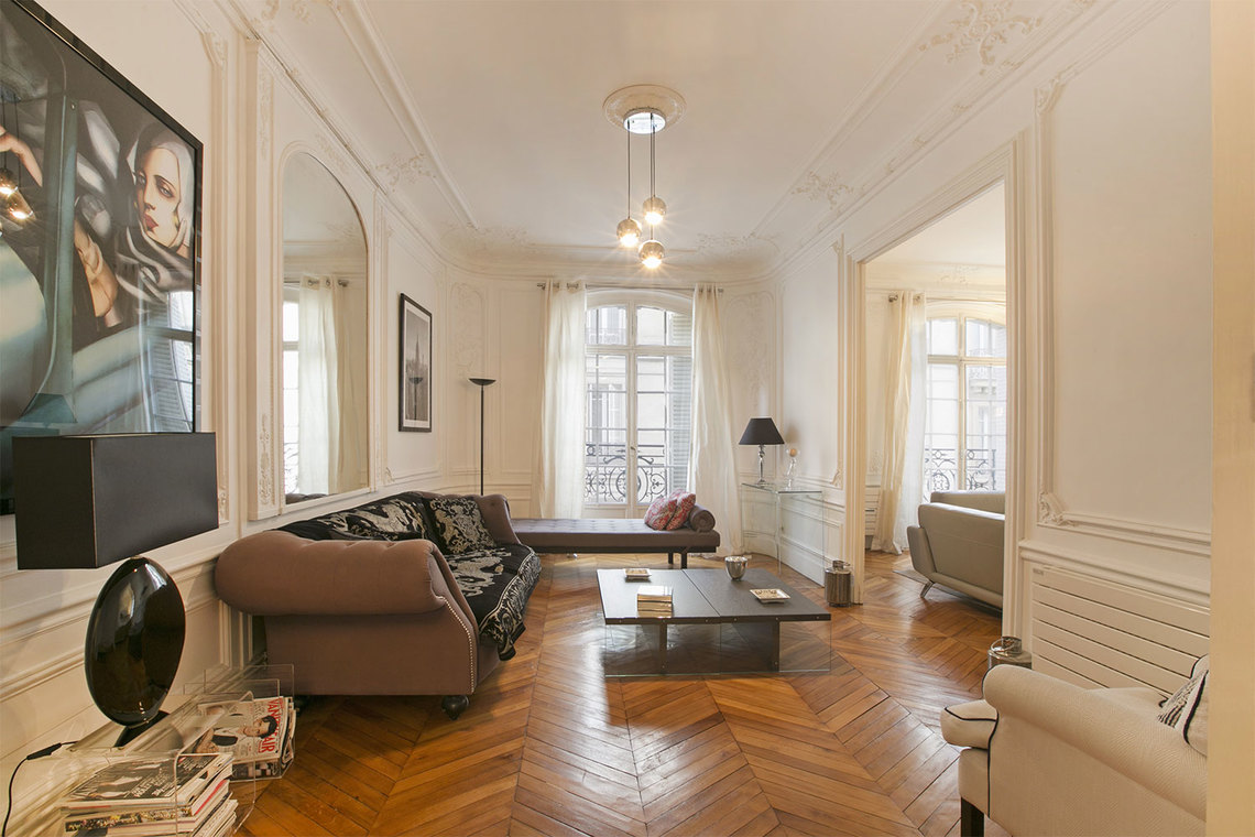 Apartment Paris Rue Paul Baudry 5