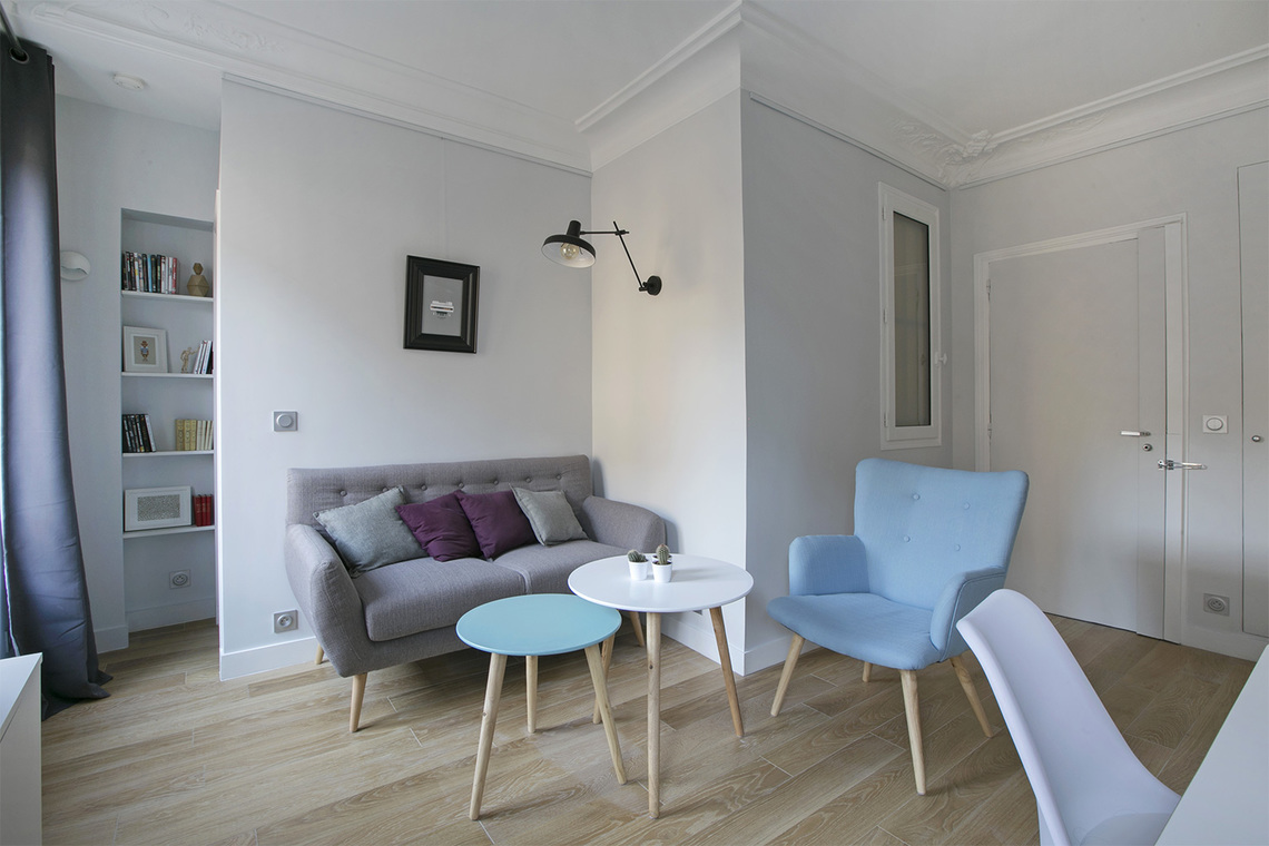 Furnished apartment for rent Paris Rue des Ecoles