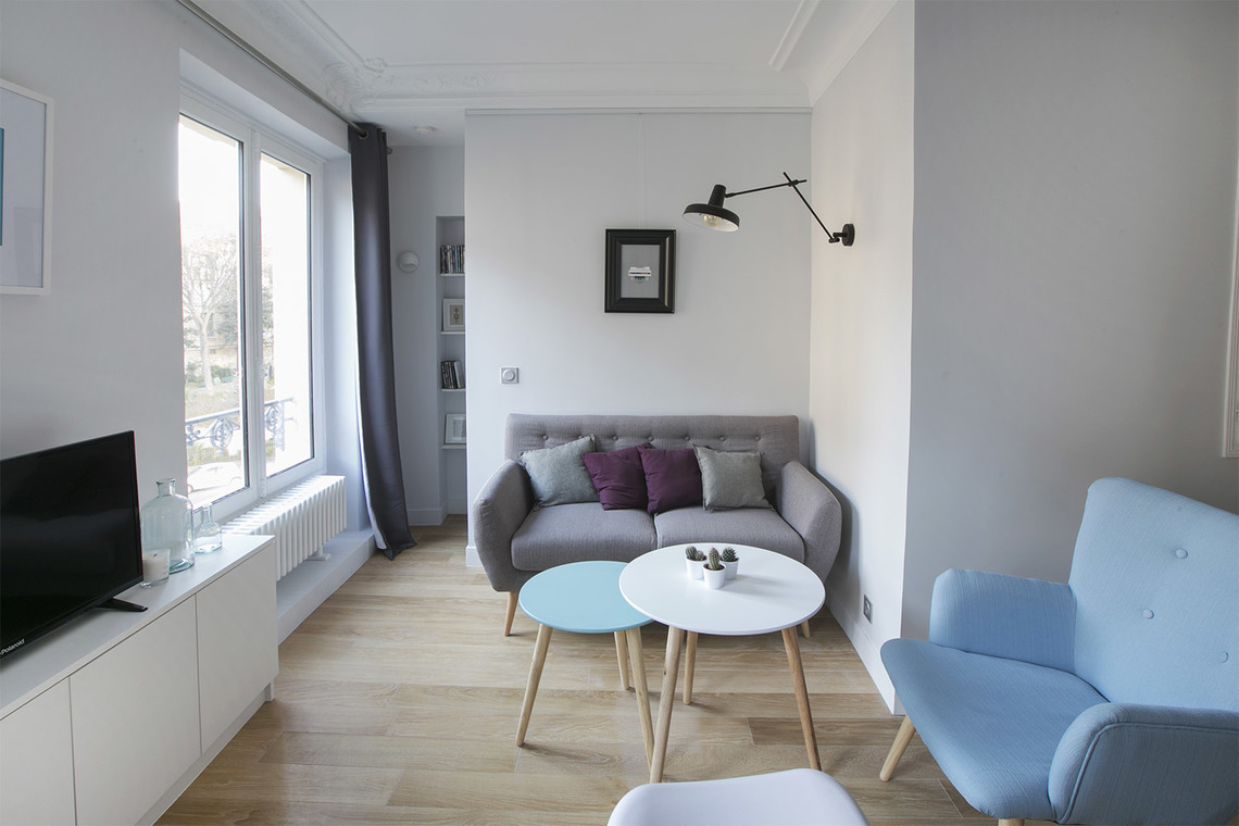 Paris Rue des Ecoles Apartment for rent