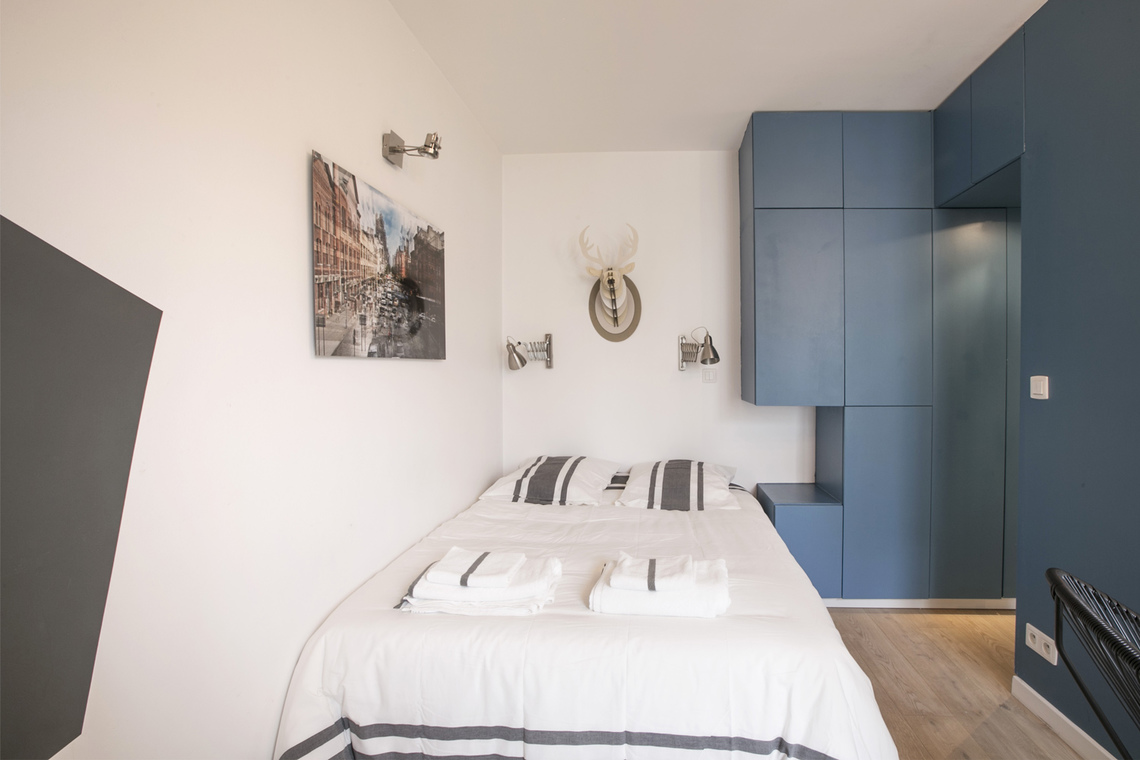 Appartement Paris Rue Marcadet 10