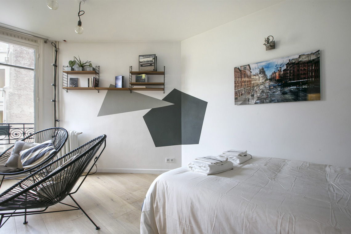 Appartement Paris Rue Marcadet 11