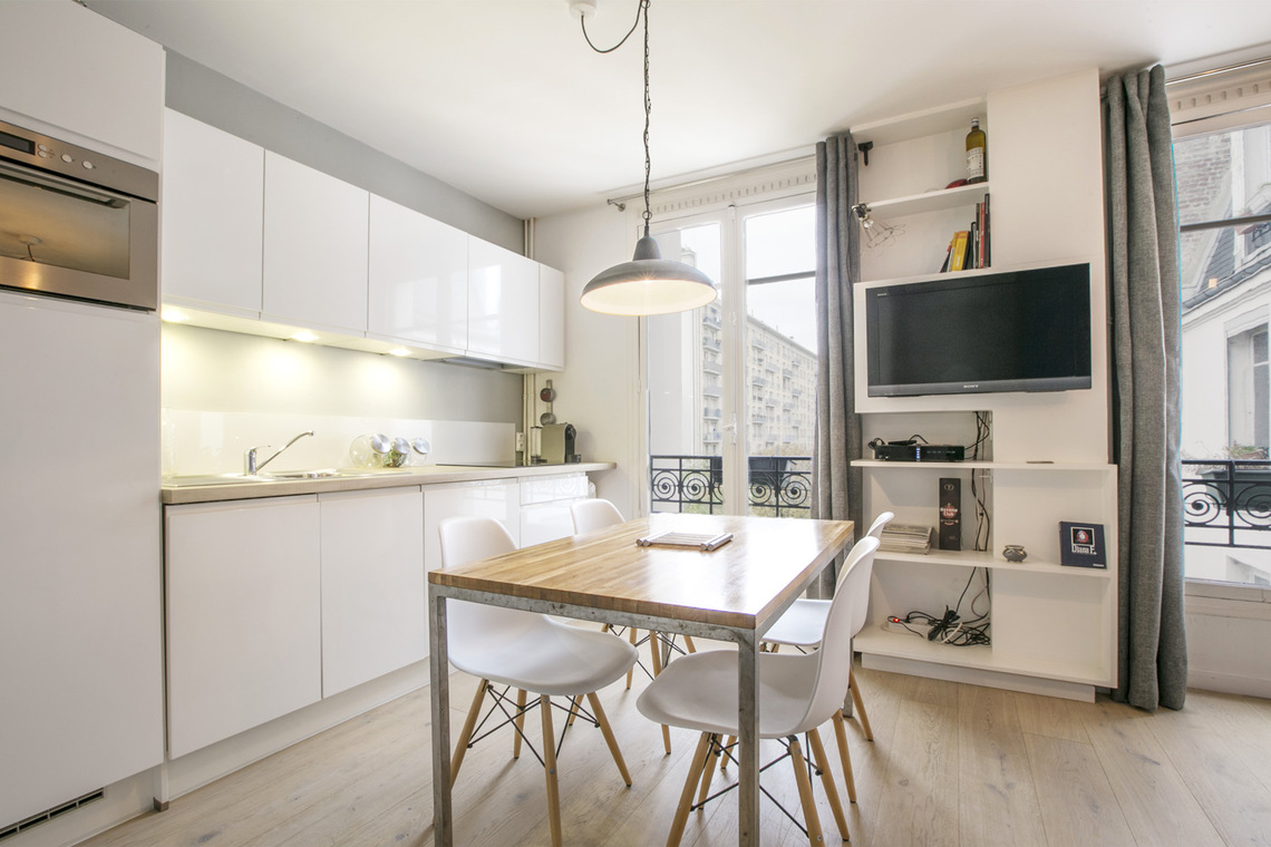 Appartement Paris Rue Marcadet 4