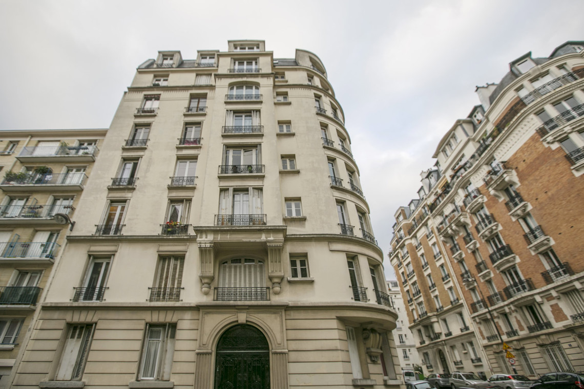 Appartement Paris Rue Marcadet 14