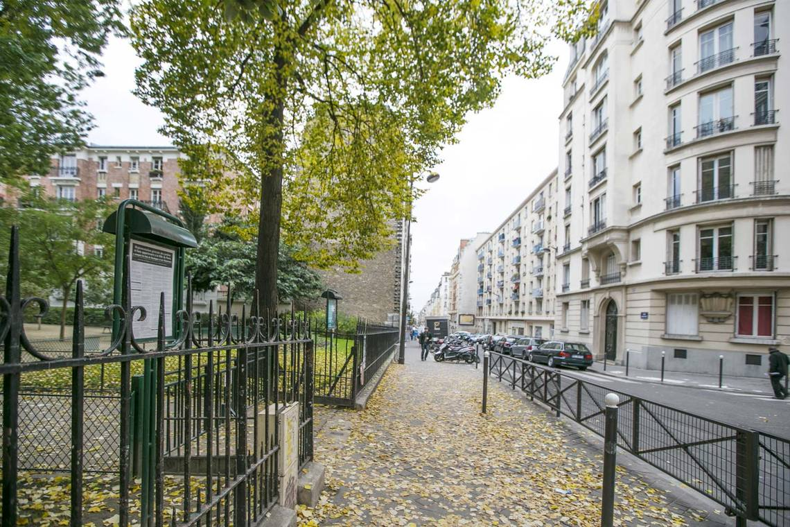 Appartement Paris Rue Marcadet 16