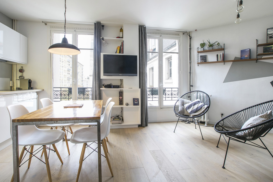 Appartement Paris Rue Marcadet 2