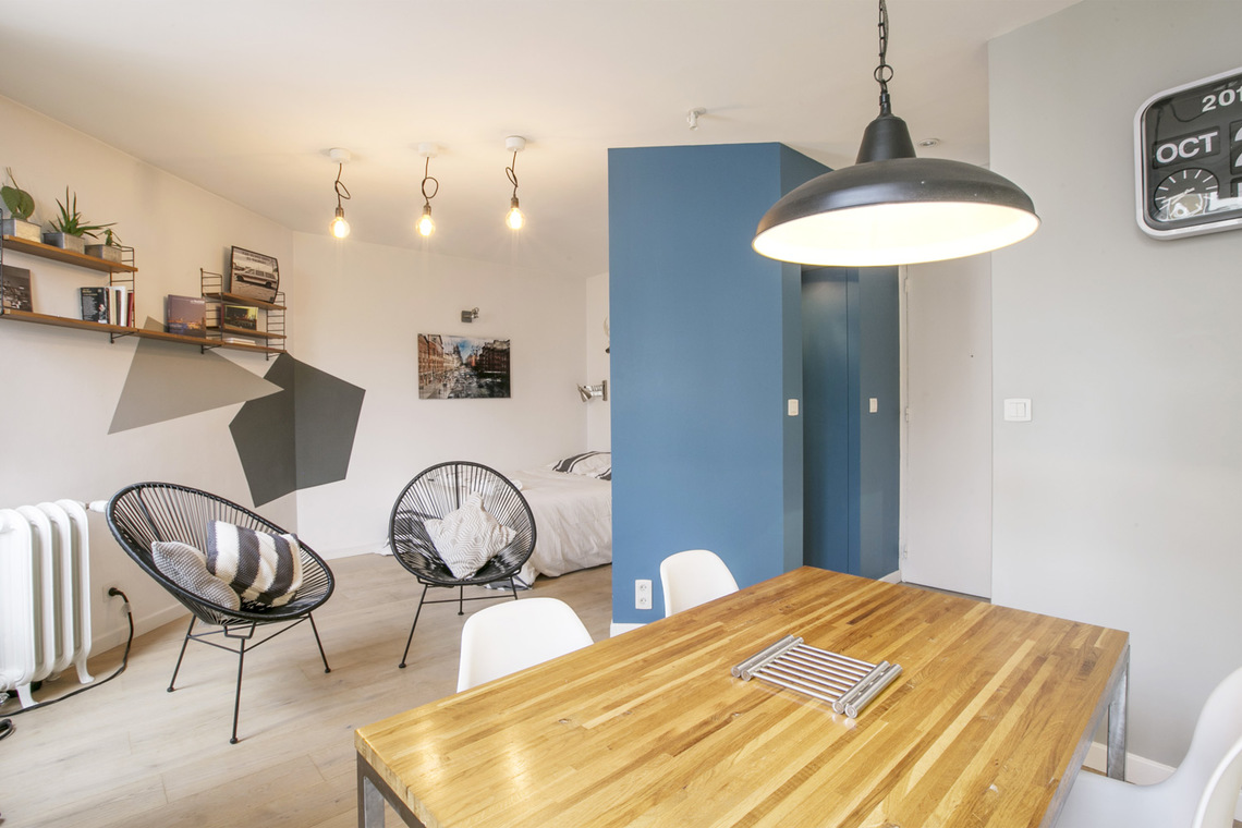 Appartement Paris Rue Marcadet 7