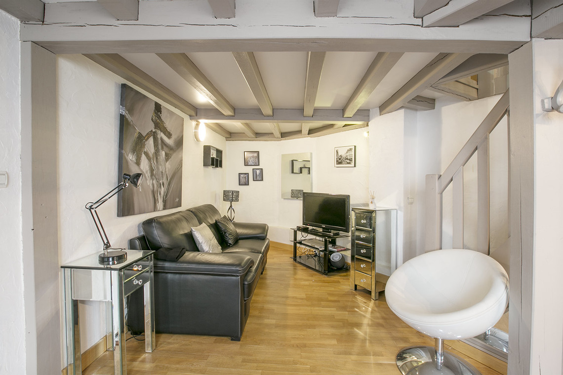 Apartment Paris Avenue de Friedland 2
