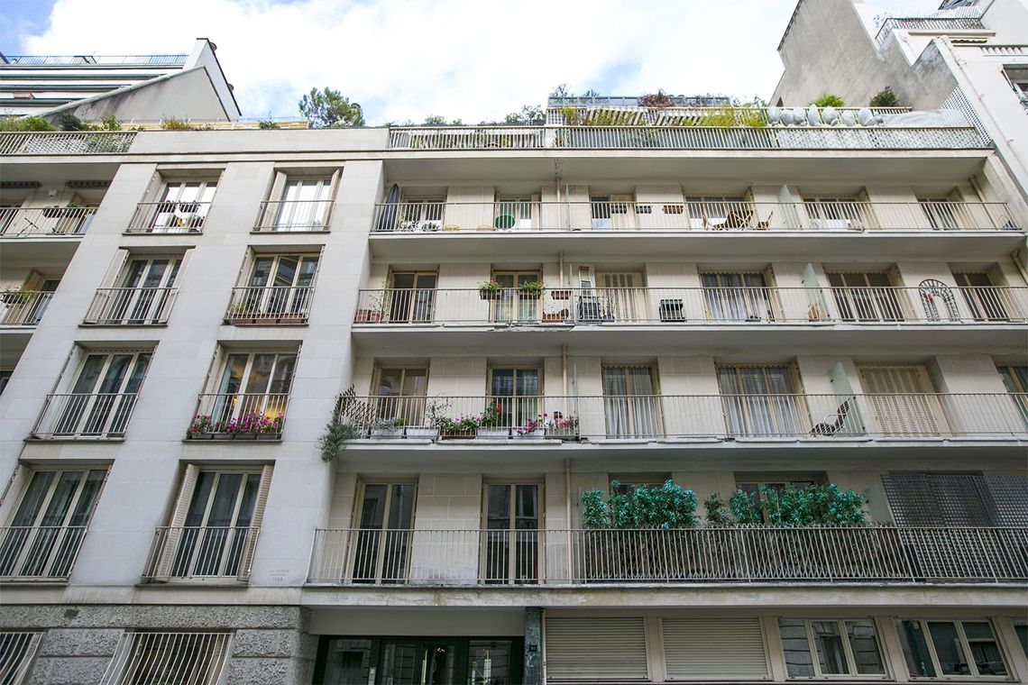 Apartment Paris Rue du Ranelagh 14