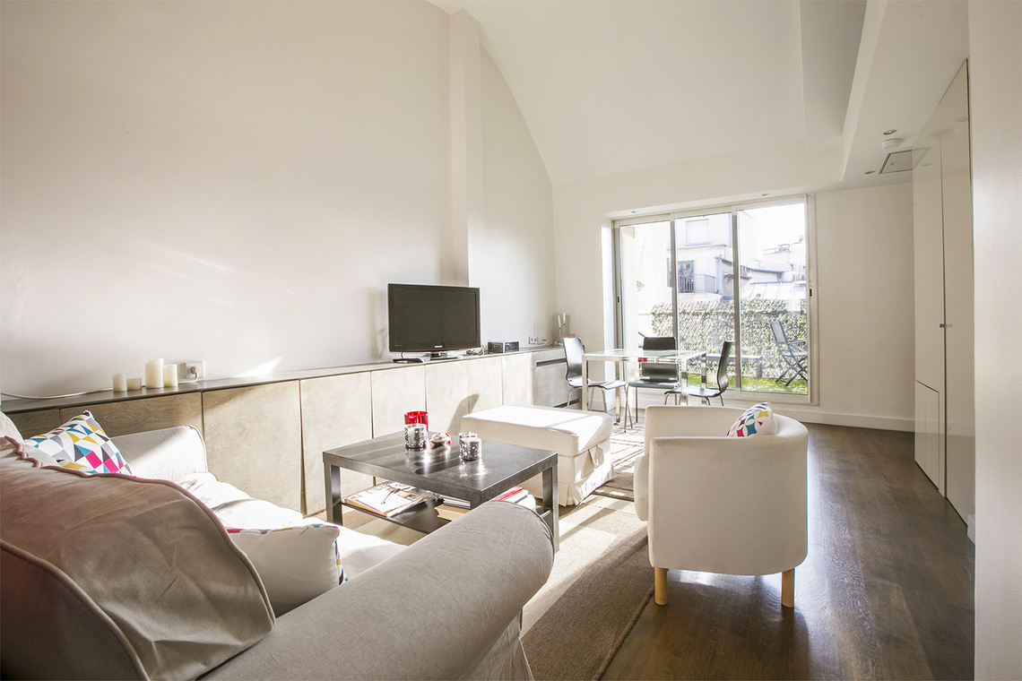 Furnished apartment for rent Paris Rue du Ranelagh